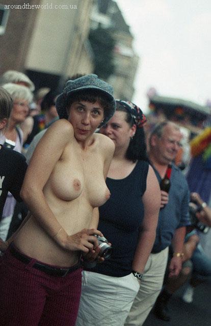 Туристка из Кёльна