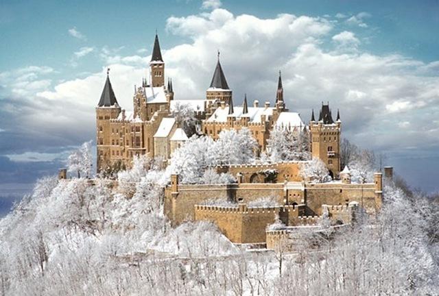 Замок в облаках – Гогенцоллерн