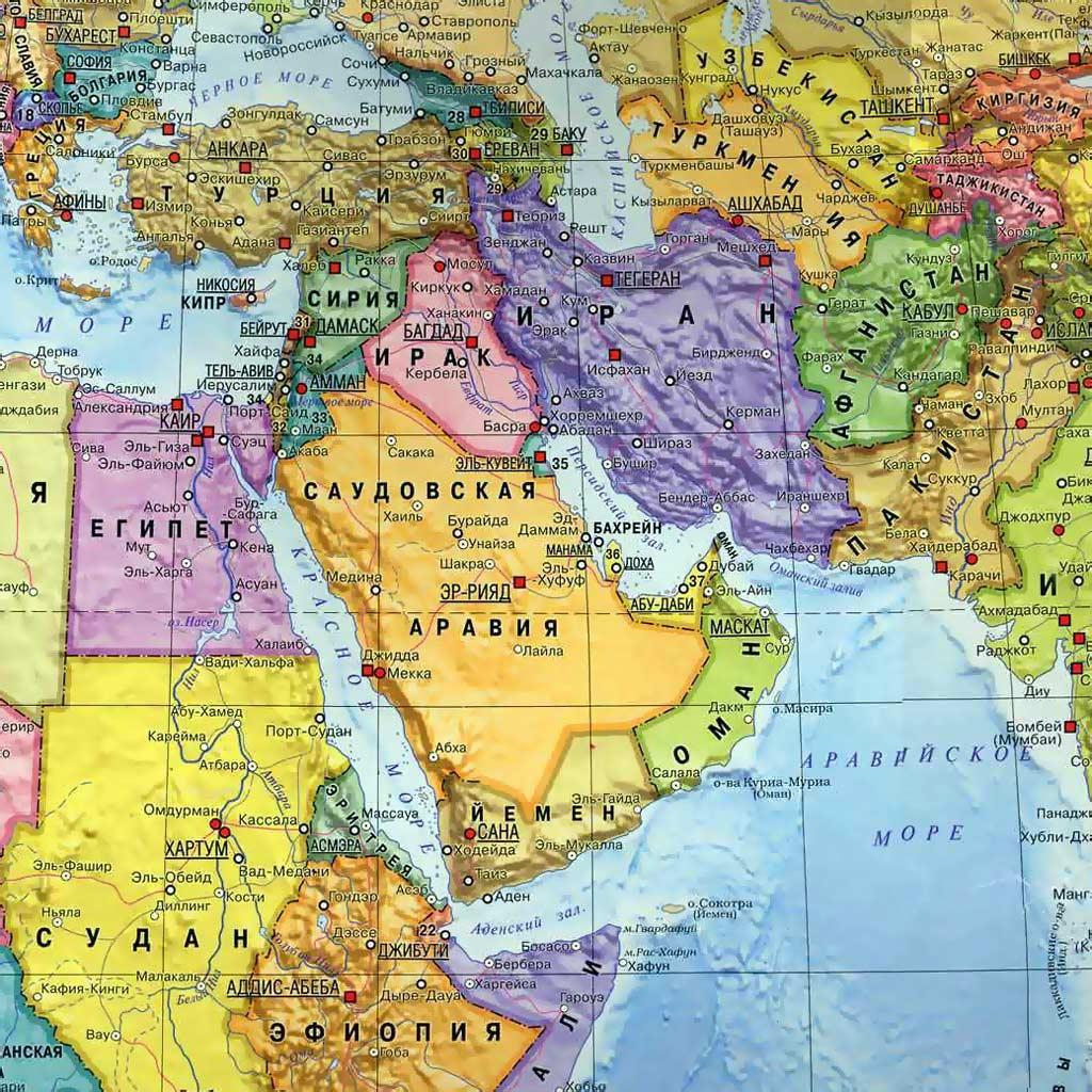 карта ирана скачать - фото 10