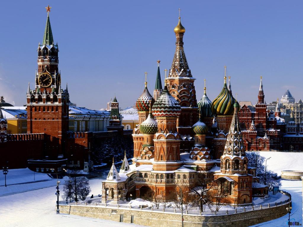 Обои moscow, храм василия блаженного, красная площадь. Города foto 16