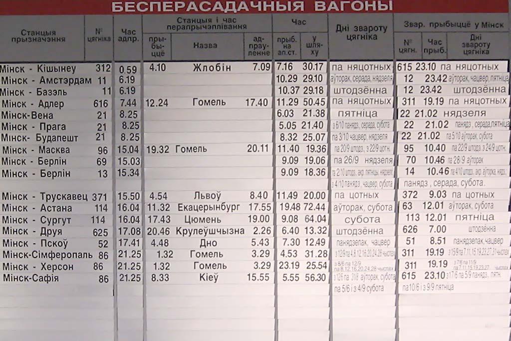Поезд с запорожья до москвы